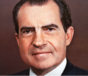 Picture of Richard Nixon