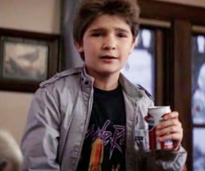 Cory Feldman was cooler than you.